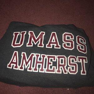 UMASS Amherst Champion Hoodie